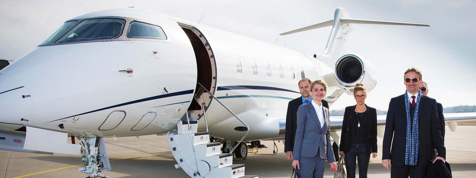 Voli d affari prenota con jetapp for Grandi jet d affari in cabina